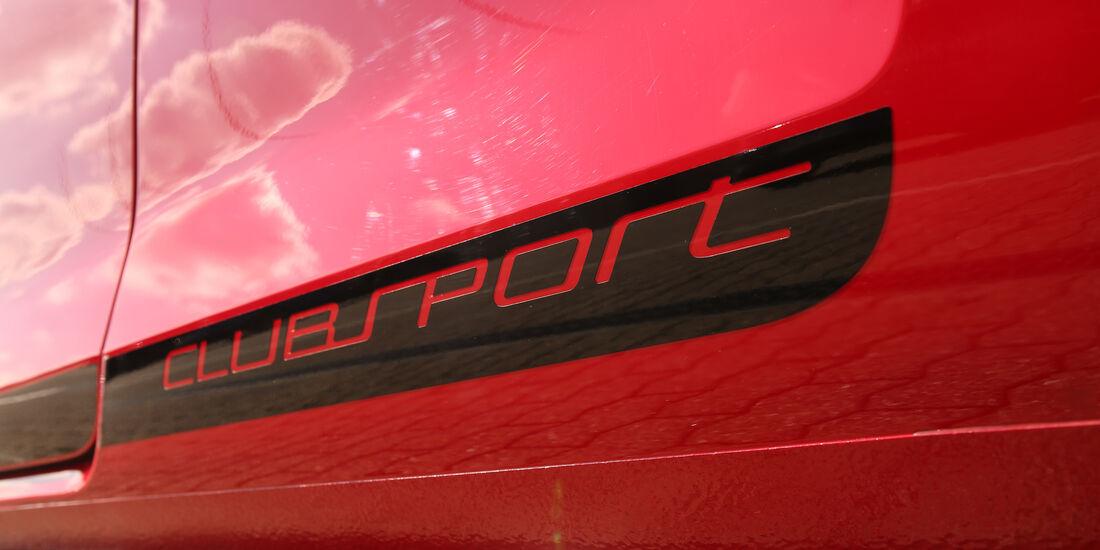 VW Golf GTI Clubsport, Typenbezeichnung