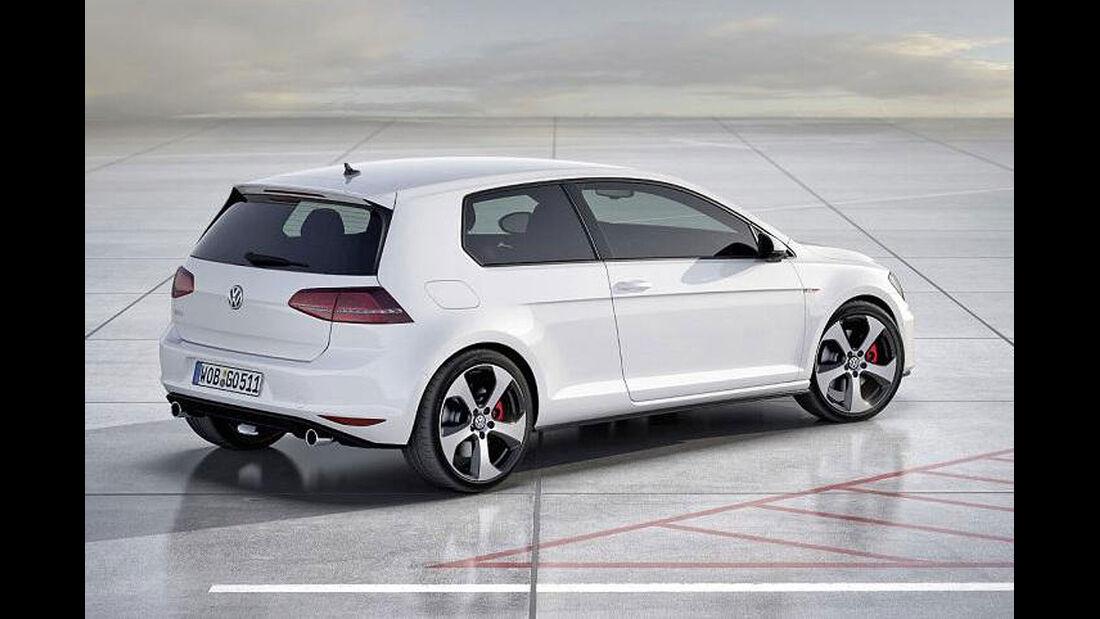 VW Golf GTI Concept Golf VII