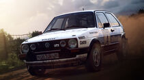 VW Golf GTI - Dirt Rally 2.0 - Rennspiel - Codemasters