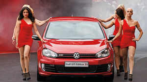 VW Golf GTI Edition 35,