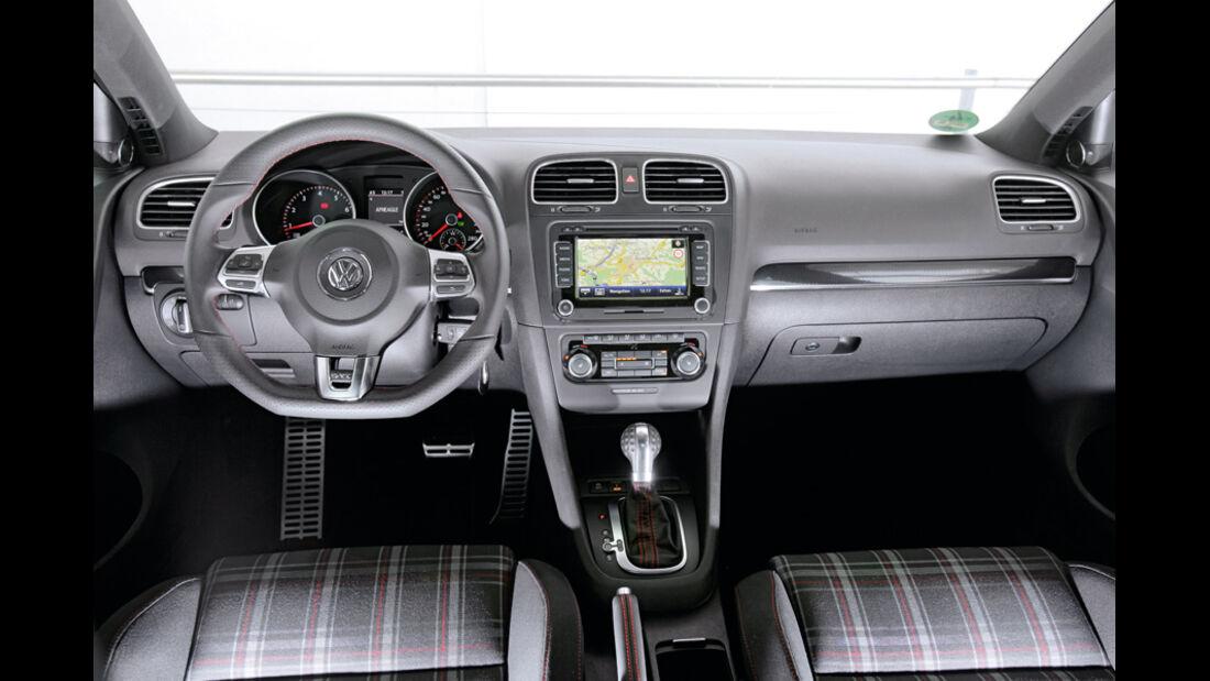 VW Golf GTI Edition 35, Cockpit