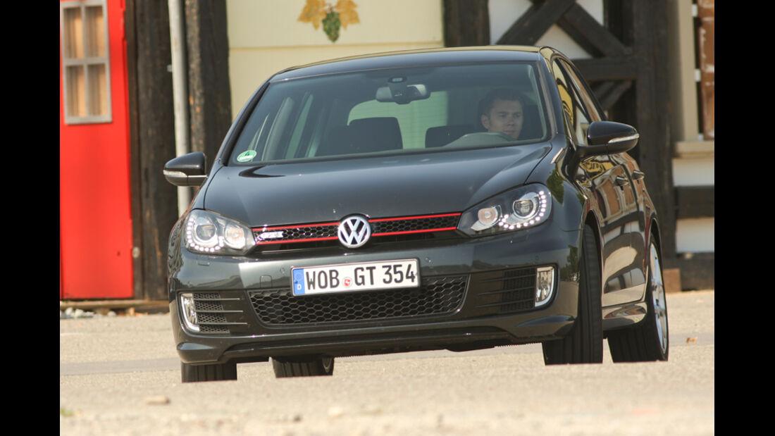 VW Golf GTI Edition 35, Frontansicht