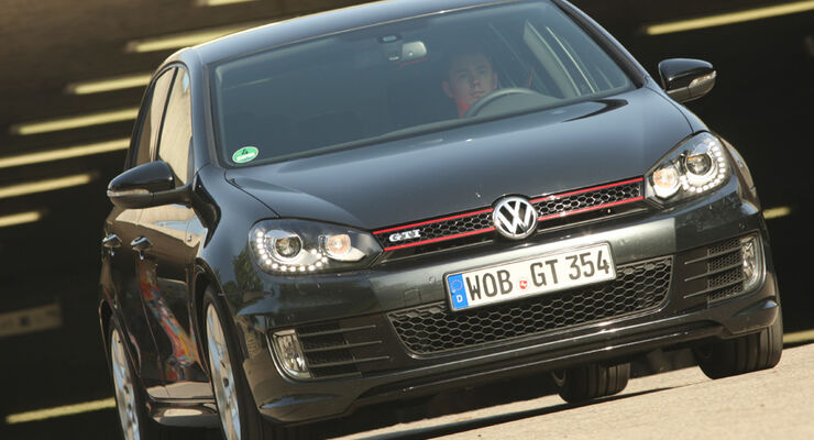 VW Golf GTI Edition 35, Frontansicht