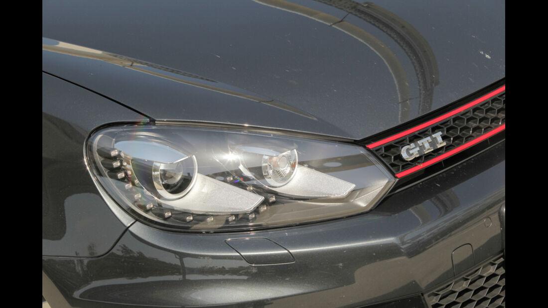 VW Golf GTI Edition 35, Frontscheinwerfer