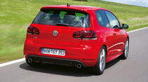 VW Golf GTI Edition 35, Heck, RŸckansicht