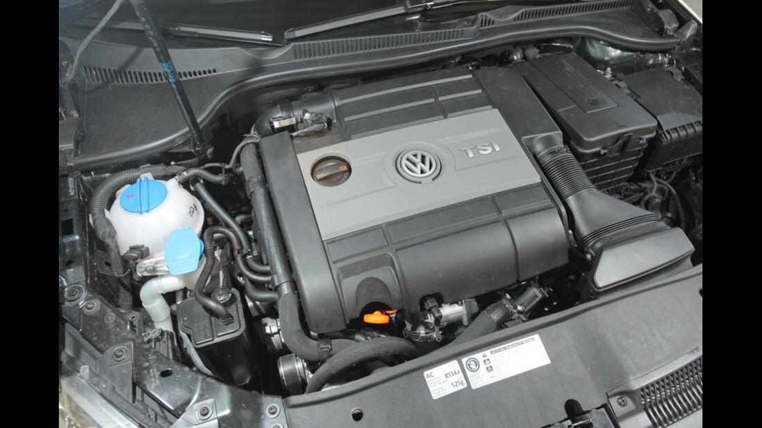VW Golf GTI Edition 35, Motor