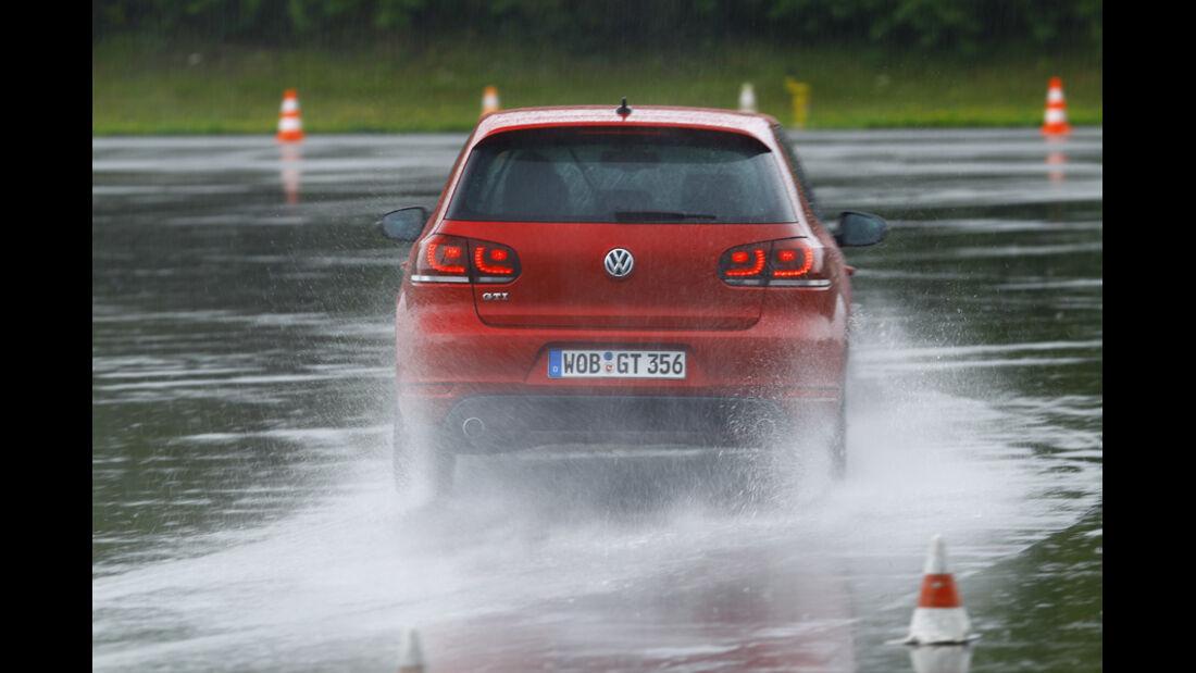 VW Golf GTI Edition 35, Nasshandling