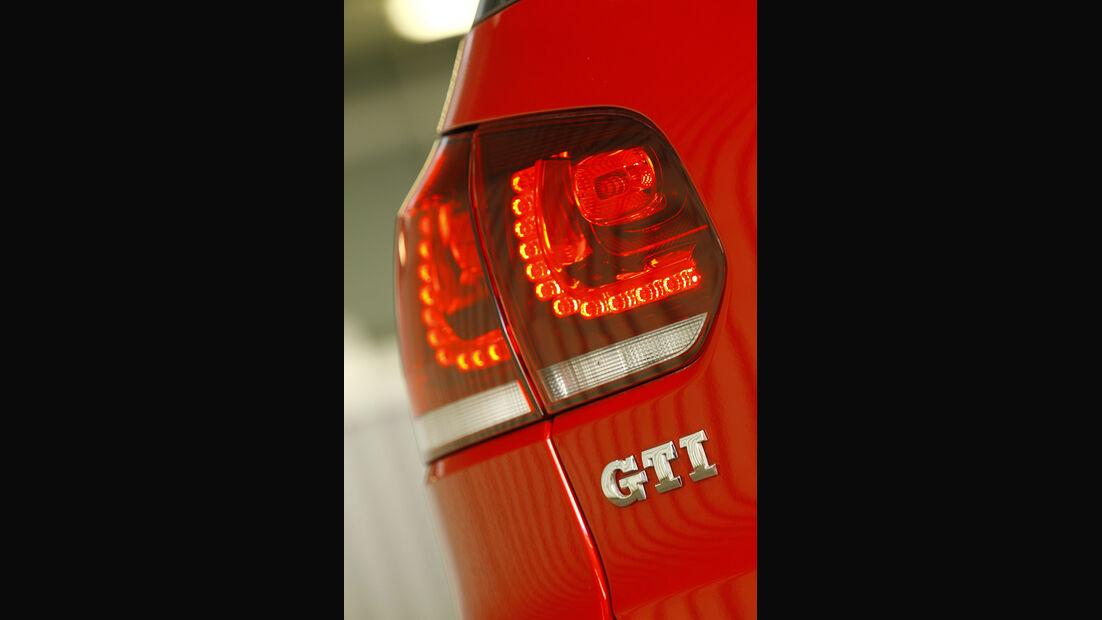 VW Golf GTI Edition 35, Rücklicht