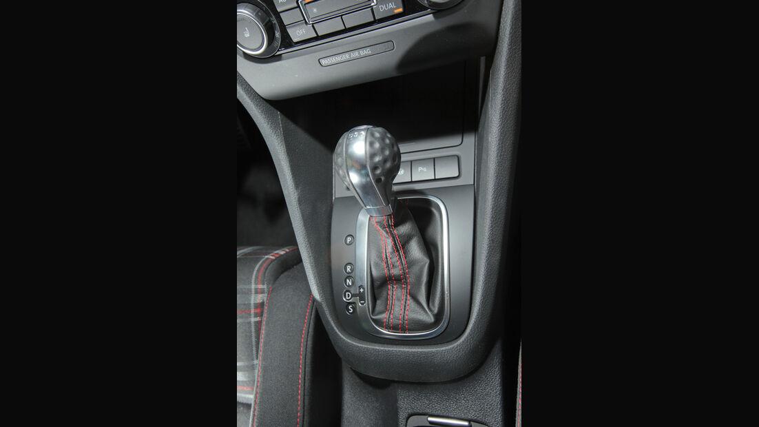 VW Golf GTI Edition 35, Schaltknauf, Schalthebel