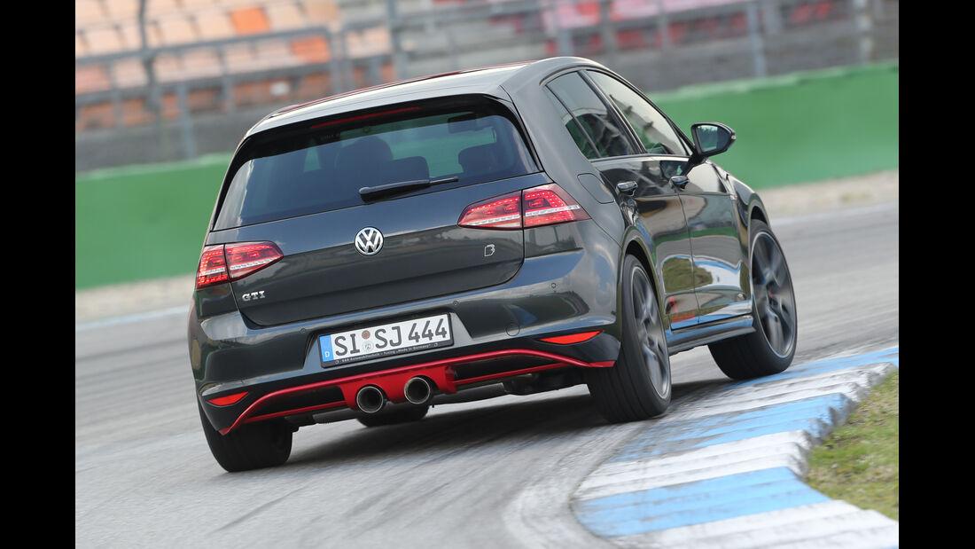 VW Golf GTI Performance B&B Stufe 2, Heckansicht