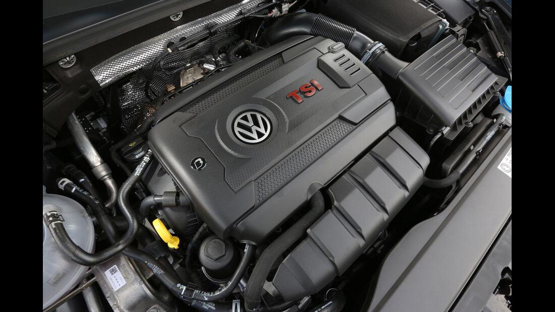 VW Golf GTI Performance B&B Stufe 2, Motor