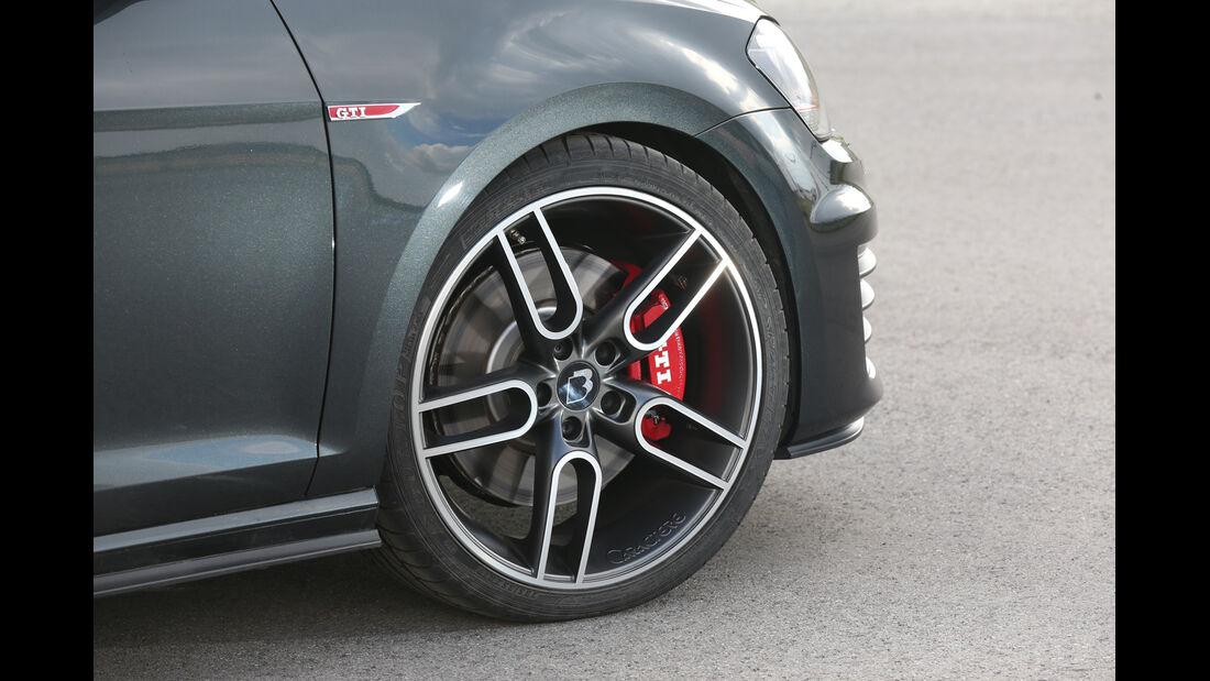 VW Golf GTI Performance B&B Stufe 2, Rad, Felge, Bremse
