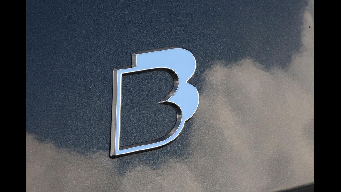 VW Golf GTI Performance B&B Stufe 2, Typenbezeichnung, Emblem