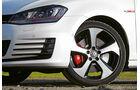 VW Golf GTI Performance, Falge, Rad, Bremse
