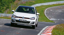 VW Golf GTI Performance, Frontansicht