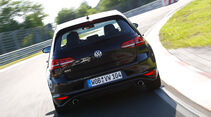 VW Golf GTI Performance, Heckansicht