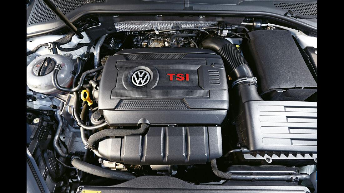 VW Golf GTI Performance, Motor