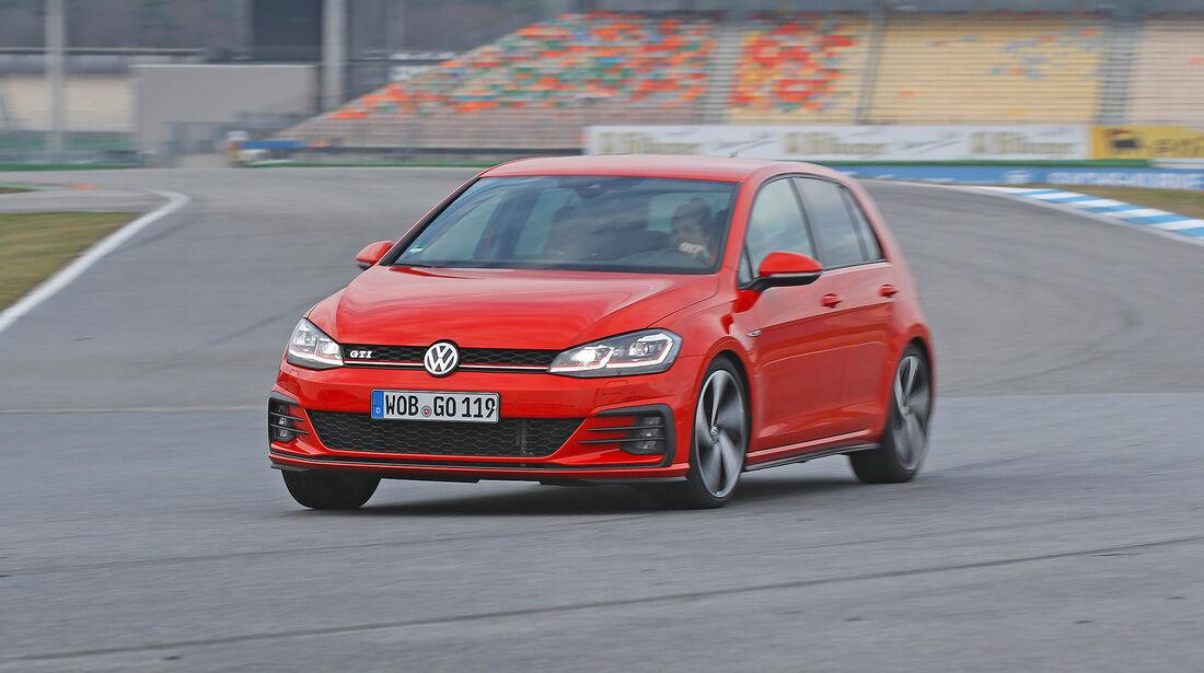 VW Golf GTI Performance - Serie - Kompaktwagen bis 35000 Euro - sport auto Award 2019