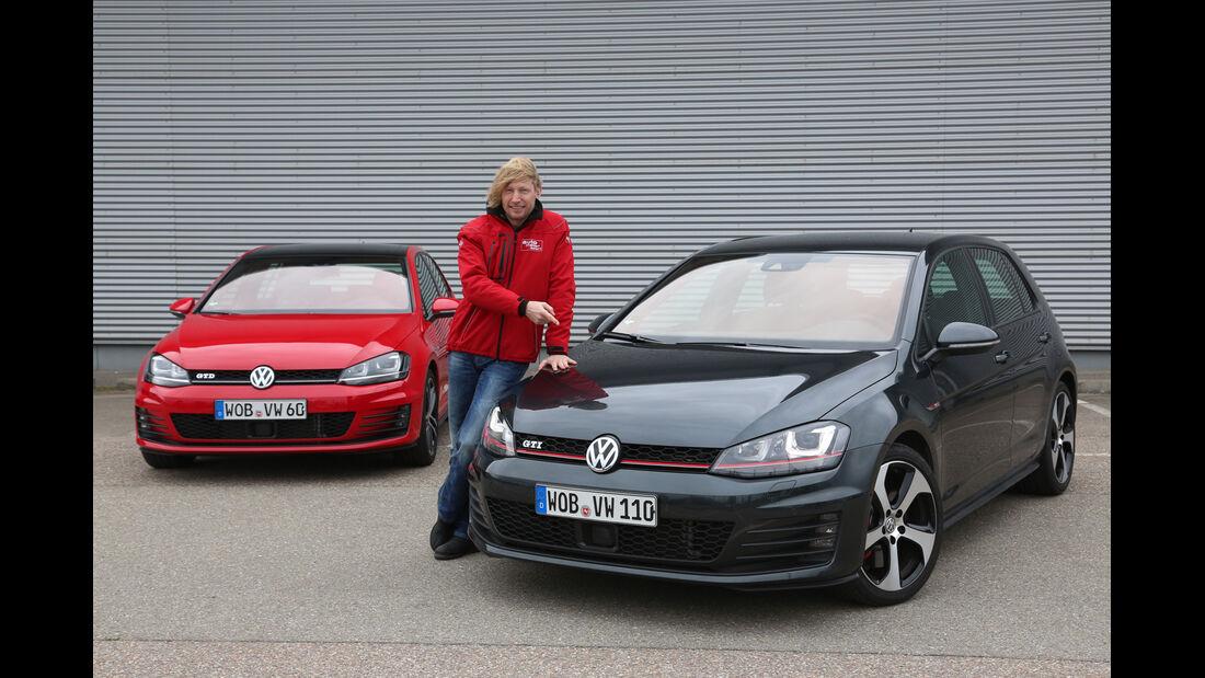 VW Golf GTI Performance, VW Golf GTD, Fazit, Marcus Peters