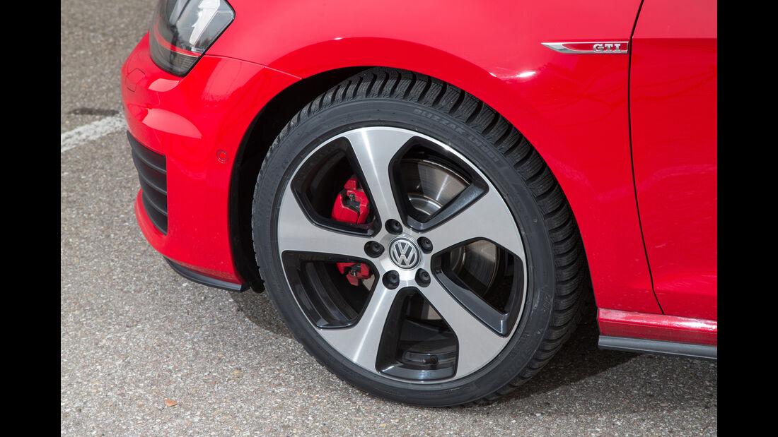 VW Golf GTI, Rad, Felge