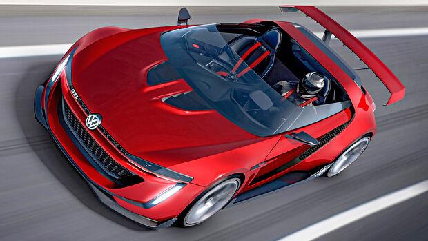 VW Golf GTI-Roadster-Studie
