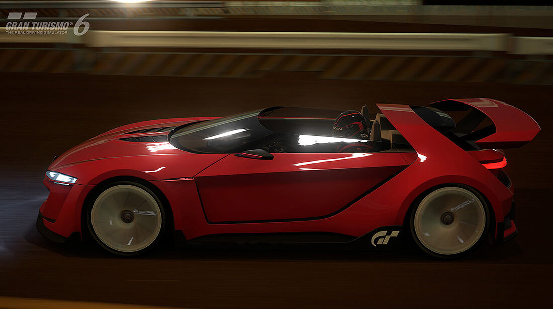 VW Golf GTI Roadster Wörthersee Gran Turismo 6