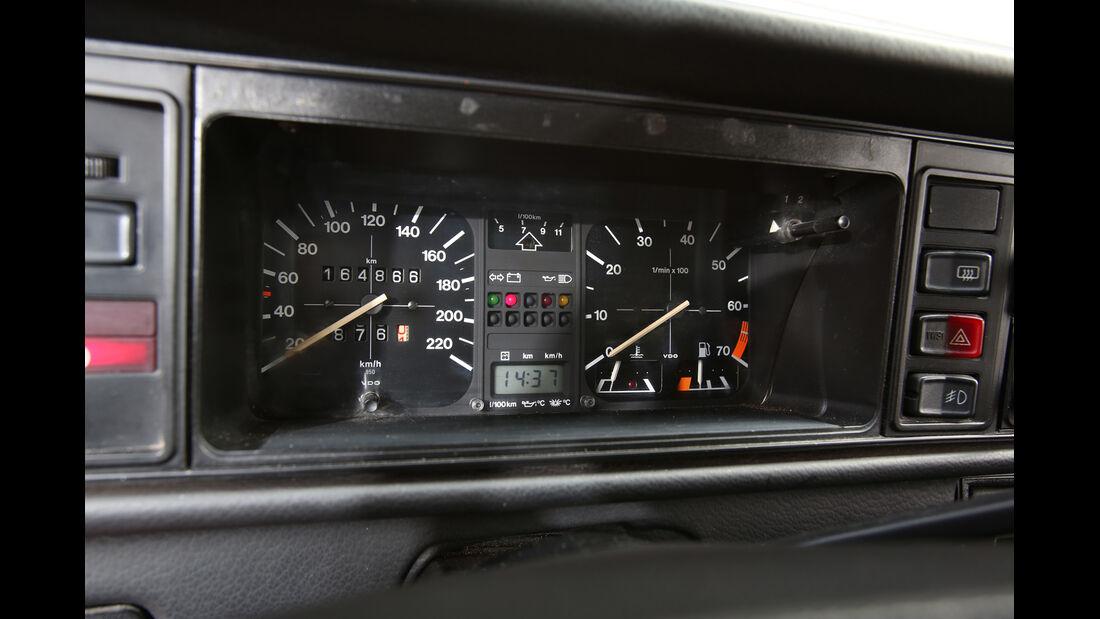 VW Golf GTI, Rundinstrumente