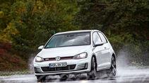 VW Golf GTI, Sommerreifentest
