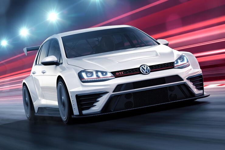 VW Golf GTI TCR - 2016