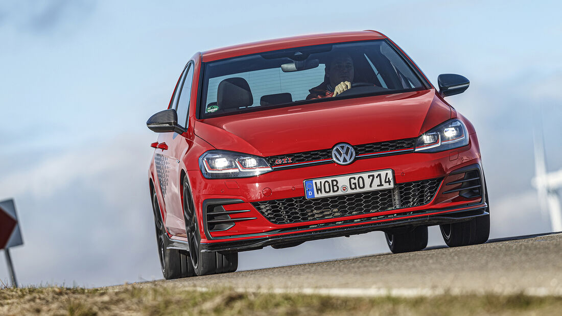 VW Golf GTI TCR, Exterieur