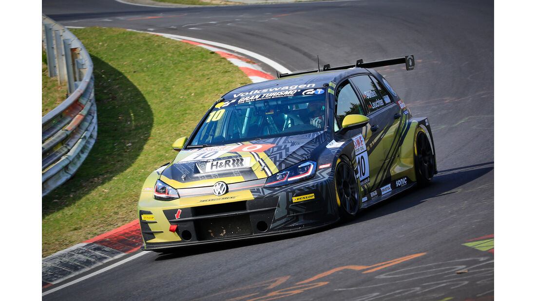 VW Golf GTI TCR - Startnummer #10 - Max Kruse Racing - TCR - VLN 2019 - Langstreckenmeisterschaft - Nürburgring - Nordschleife