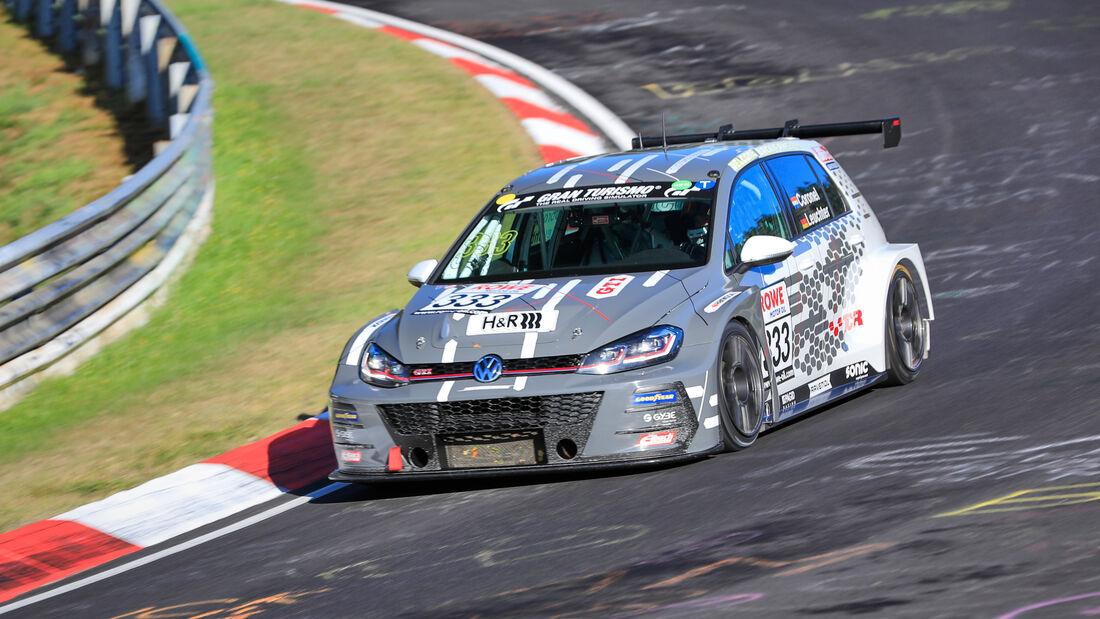 VW Golf GTI TCR - Startnummer #333 - Max Kruse Racing - SP3T - NLS 2020 - Langstreckenmeisterschaft - Nürburgring - Nordschleife