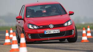 VW Golf GTI Test
