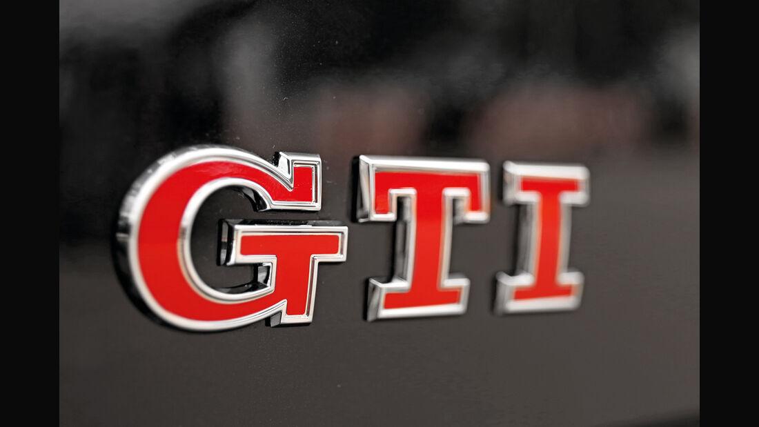 VW Golf GTI, Typenbezeichnung