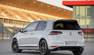 VW Golf GTI VII Clubsport, Fahrbericht, 11/2015