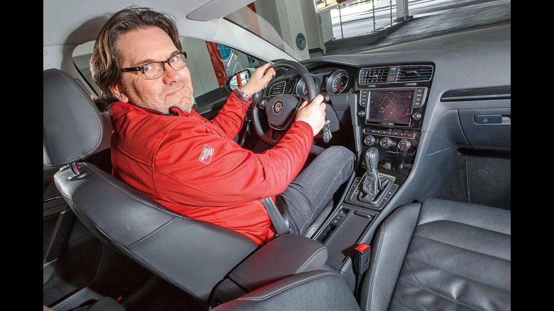 VW Golf Golf 2.0 TDI Variant, Heinrich Lingner