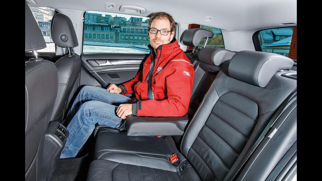 VW Golf Golf 2.0 TDI Variant, Sebastian Renz
