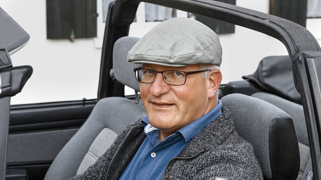 VW Golf I Cabrio 1.8, Besitzer