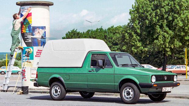 VW Golf I Caddy