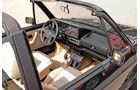 VW Golf I, Cockpit