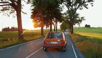 VW Golf I DDR-Version, Sachsen Classic, Impressionen