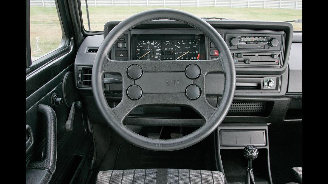 VW Golf I GTI Pirelli - Sonderedition 1983 - Kompaktsportwagen