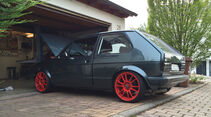 VW Golf I GTI Pirelli - Tuning - Sonderedition