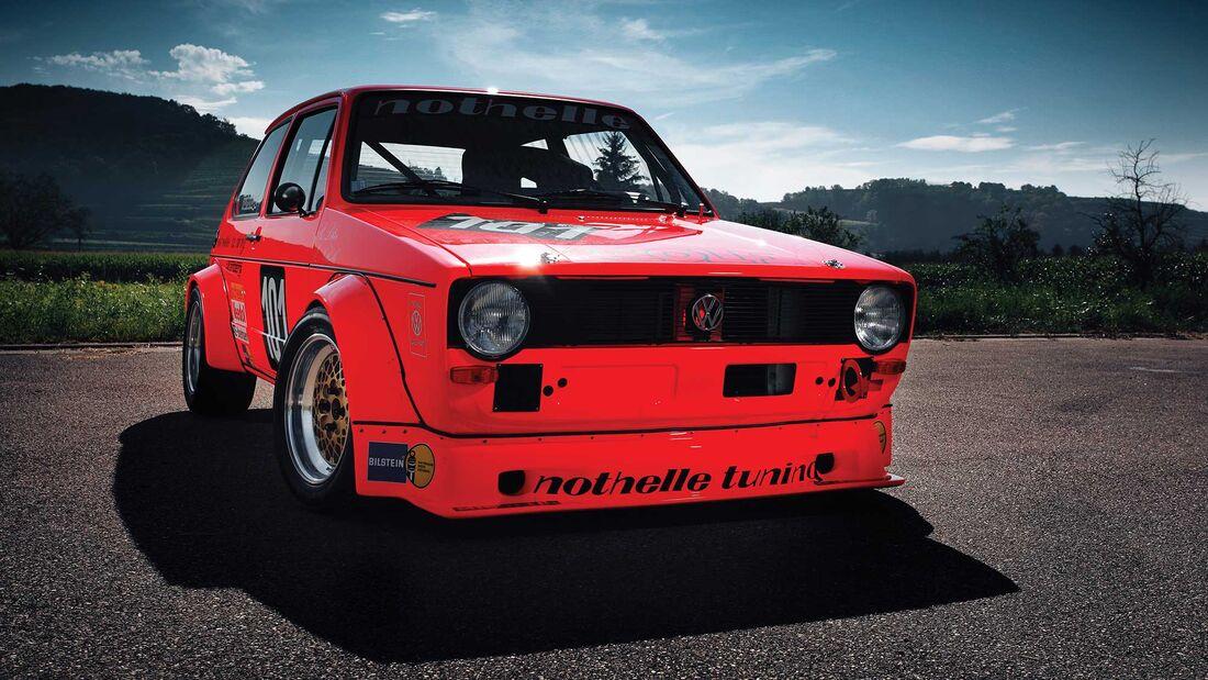 VW Golf I Gruppe 2 (1975)