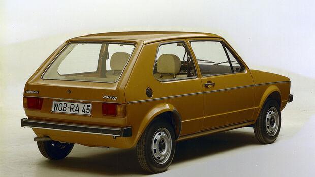 VW Golf I LD Diesel