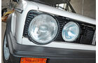 VW Golf I LX, Scheinwerfer