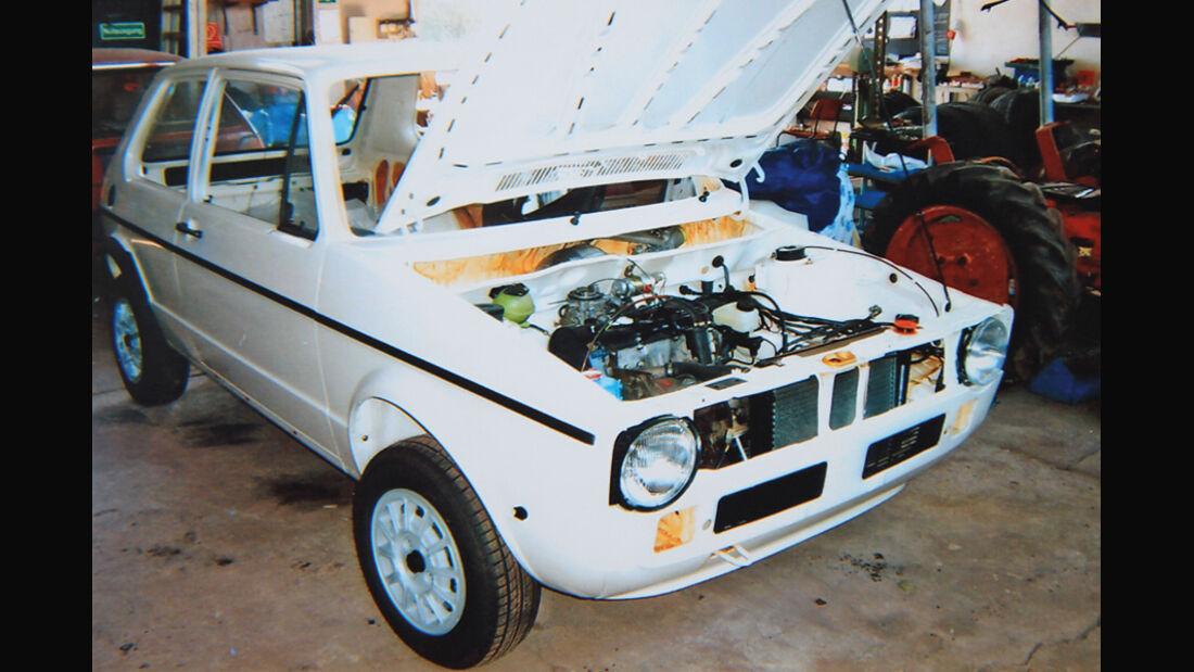 VW Golf I LX