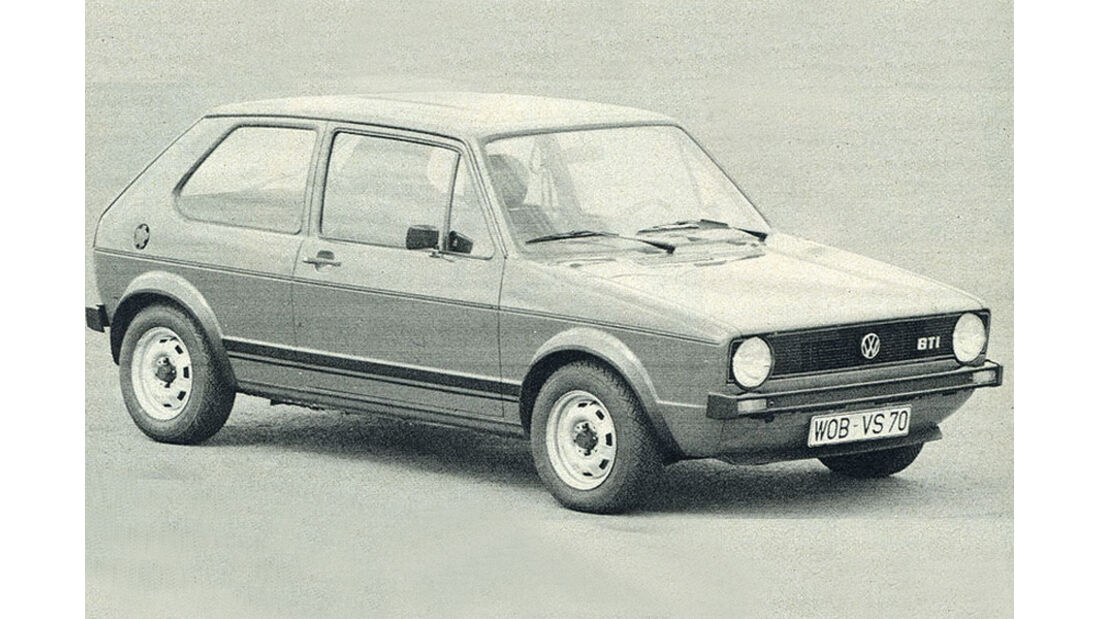 VW, Golf, IAA 1977