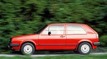 VW Golf II 1.8 GL (1983) Test auto motor und sport 19/1983