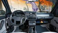 VW Golf II, Cockpit